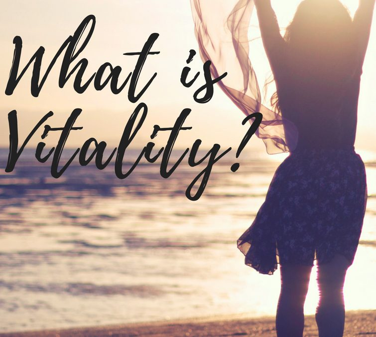 What is Vitality?